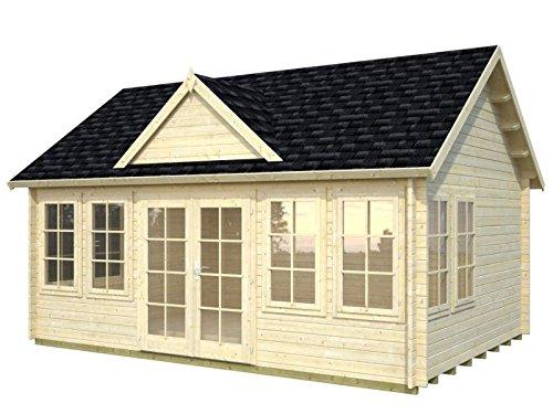 Lakeview Log Cabin Kit