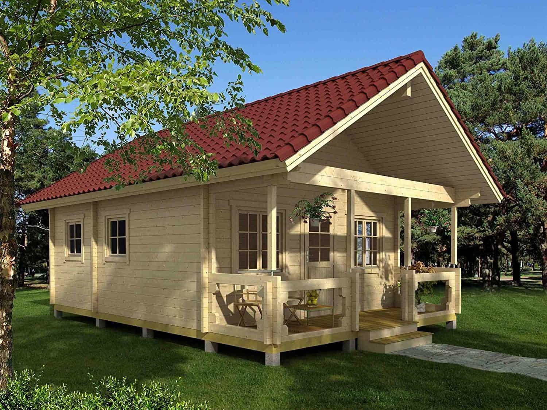 Timberline Kit Cabin
