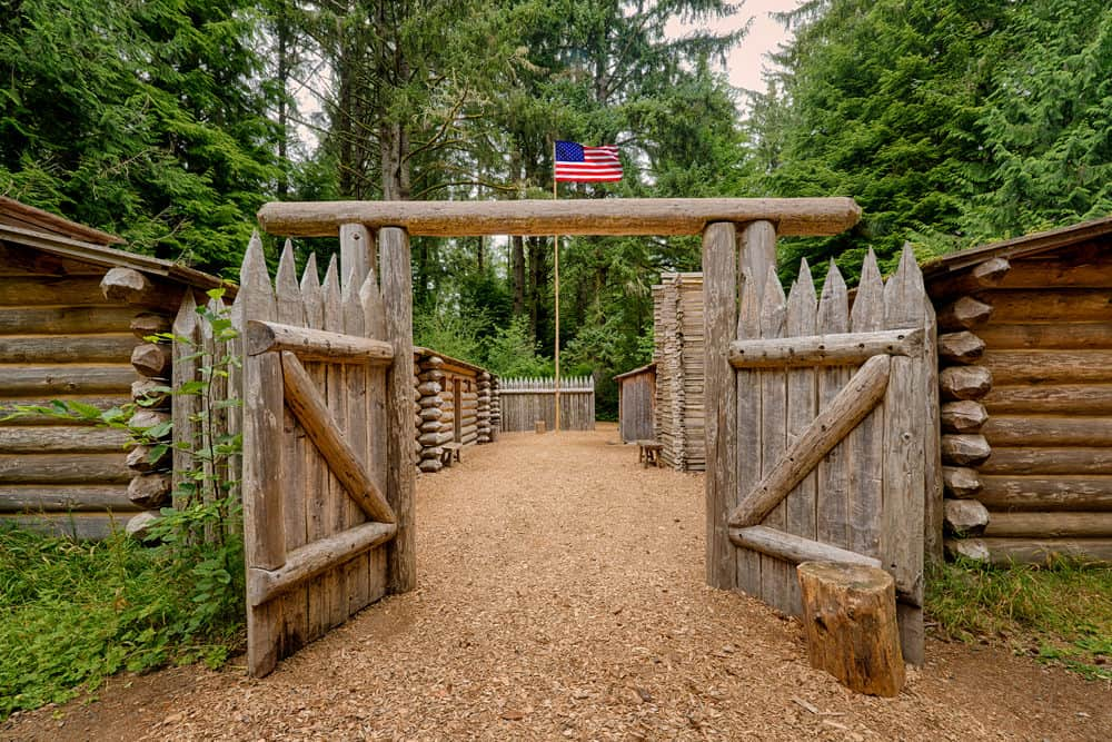US Military Fort