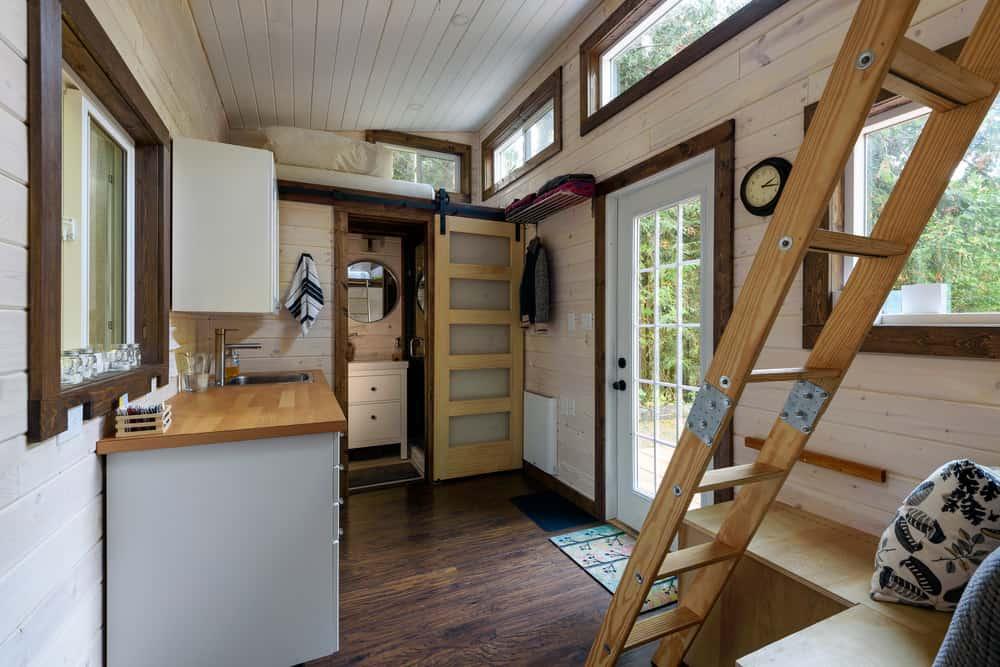 Tiny Home Inside