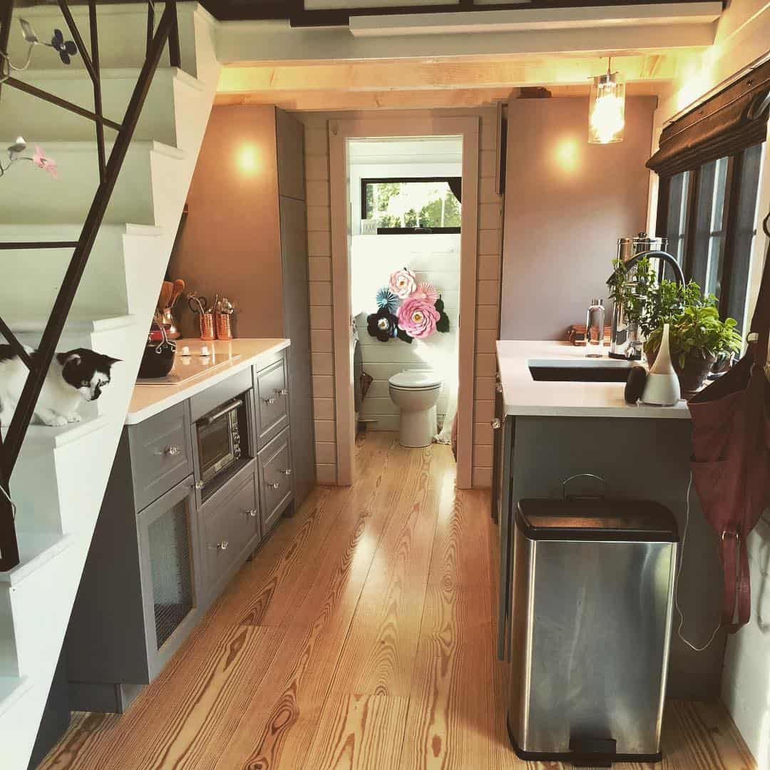 Top 7 Actionable Tiny House Kitchen Ideas You Should Consider Lushome Club
